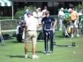 1.5 Luke Donald w brother caddie Christian 2008 Honda Classic