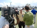 1.7 Mike Weir giving as interview 2008 Honda Classic