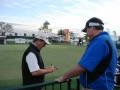 1.8 Andy getting an autograph from Fred Funk 2008 Honda Classic