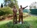 2008 Ryder Cup Valhalla 20.17 Statues Designer Jack Nicklaus & Founder Dwight Gahm
