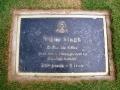 2008 Ryder Cup Valhalla 20.23 Vijay Singh Ace plaque 2000 pga