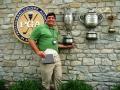 2008 Ryder Cup Valhalla 20.26 Andy holding PGA trophy