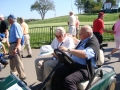 2008 Ryder Cup Valhalla 20.29 Renton Laidlaw with in cart