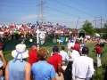 2008 Ryder Cup Valhalla 20.40 European side first tee