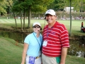 2008 Ryder Cup Valhalla 20.44 Andy w LPGA golfer friend of Dottie Pepper
