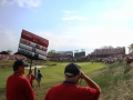 2008 Ryder Cup Valhalla 20.47 Furyk on way to victory for USA over Jimenez think 16 hole