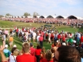 2008 Ryder Cup Valhalla 20.49 Celebration after Furyk defeats Jimenez think 16 hole