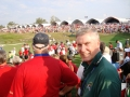 2008 Ryder Cup Valhalla 20.52 Sir Walter after Furyk defeats Jimenez think 16 hole