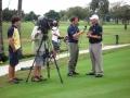 2008 4.7 WGC Doral Steve Sands interviewing Brett Wtterich