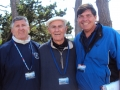 3 Ed Tallach Jack Fleck Andy Reistetter US Open Pebble Beach 6-16-10 Comp