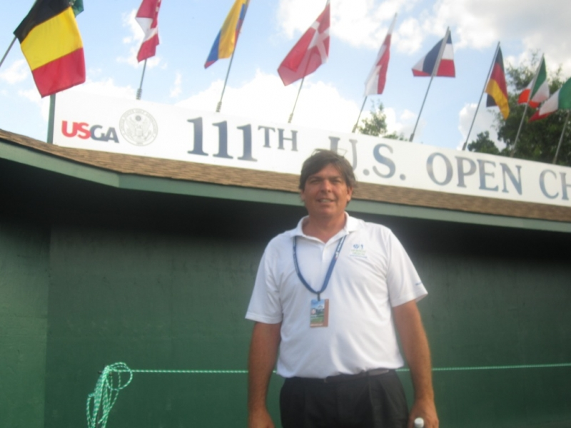 _Andy 1st tee US Open Sign Flags