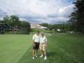 _Andy w em 18 fairway US Open
