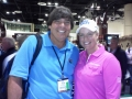 _Andy Reistetter w Brittany Lincicome 2012 PGA Show Fri 1-27-12 - Copy