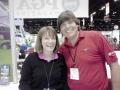 _Andy Reistetter w Donna Clark Kingsbarn 2012 PGA Show Fri 1-27-12 - Copy