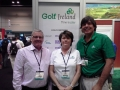 _Andy Reistetter w Jean McCluskey & Jerry Quinlan PGA Show 1-27-12 Golf Ireland Time to Play - Copy
