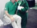 _Andy Reistetter w Leprechaun Aoife Nolan PGA Show 1-28-12 - Copy