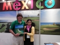 _Andy Reistetter w Nubia Sarabia Gift of Signature Golf in Mexico 1-28-12 PGA Show Orlando - Copy