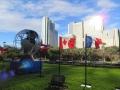 _Globe flags hotel