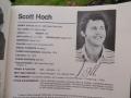 _18 Scott Hoch's Autograph