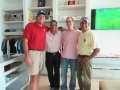 _Andy Reisttter w Mauro Gonzalez, Joseph Mildenberg & Alberto Valenzuela