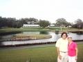 _Merri & Andy in front of 17 Green 5-8-12