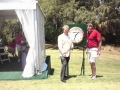 _Stokes Hill 10th Tee Announcer w Andy Reistetter Rolex Clock 5-11-12