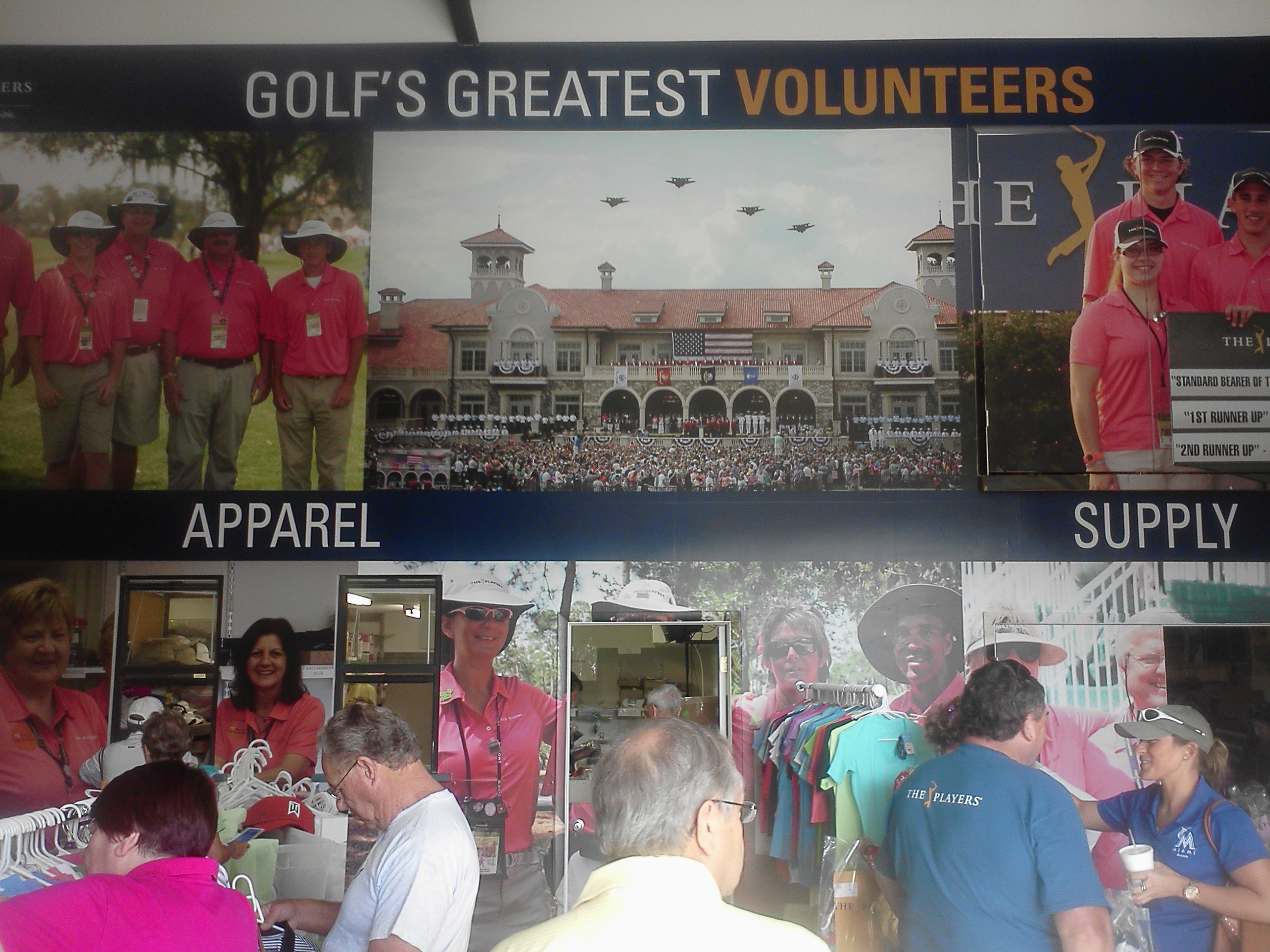 _Golfs Greatest Volunteers