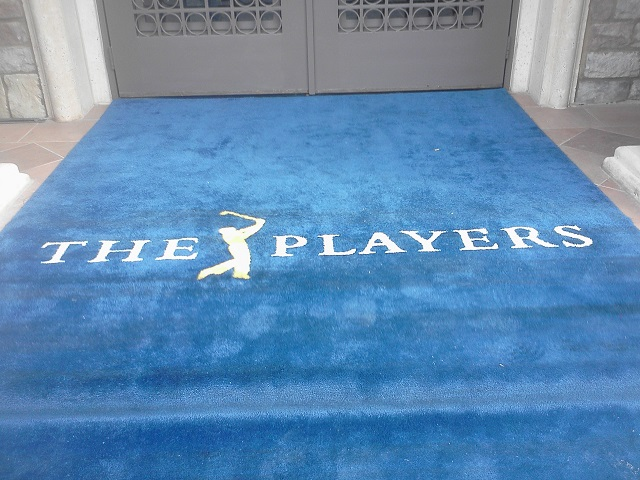 _blue carpet Players