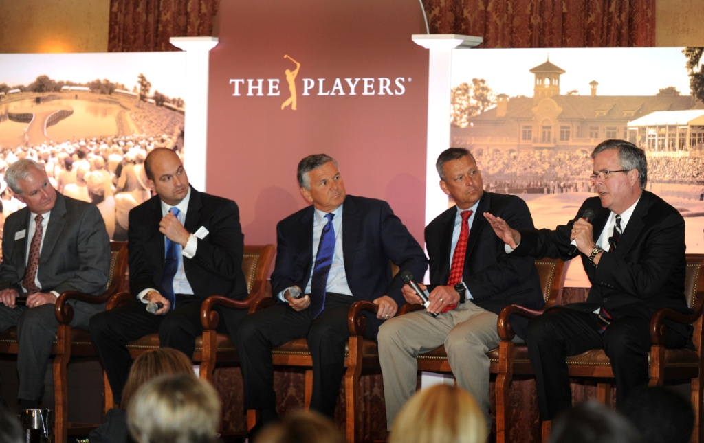 The PLAYERS, Champions for Education Conference II at TPC Sawgrass, Ponte Vedra Beach, Fl., April 30, 2013. Photo by Stan Badz/PGA TOUR