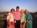 _Andy w Bea Carey & Cathy Lewis & Pat 5-11-13 Happy Mother's Day