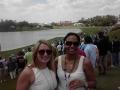 _ Astellas Ladies Katie & Pamela 18th TPC Sawgrass 5-8-13