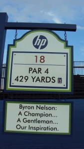 A Champion, A Gentleman and Our Inspiration Forever is Mr. Byron Nelson.
