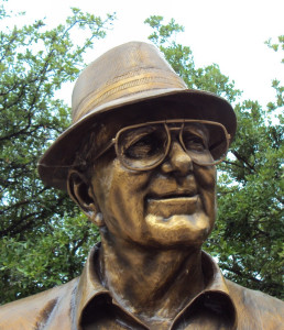 Byron Nelson is bigger than life in Texas and a legend in the game of golf.