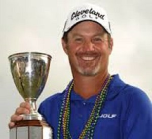 Jerry Kelly won for the third time on the PGA TOUR at the 2009 Zurich Classic in New Orleans.