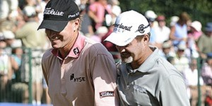 It seems like Jerry Kelly and Steve Stricker are always side-by-side on the PGA TOUR. Photo Credit: Google Images
