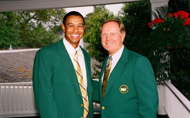 2008 PLAYERS:  Tiger Woods Admits Jack Nicklaus Forever Better than Me
