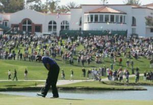 Tiger Woods at La Costa in 2006... Photo Credit: Harry How Getty Images