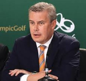 Ty Votaw's keynote speech at the WJGS Opening Ceremony in December 2011 Inspired me to take the 'Journey to Olympic Golf.' Photo Credit: Google Images