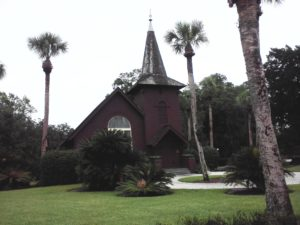 Faith Chapel on Jekyll Island...