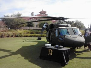 Blackhawk Day at TPC Sawgrass!!!