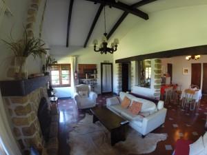 Comfortable. you are at home the moment you enter La Casa Grande!