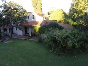 La Casa Grande is a sleepy little golf hideaway across the street from the 10th green at Córdoba Golf Club