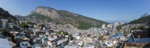 The Rocinha fevela in Gavea on the way to the Olympic Golf Course, maybe my home in 2016 during the Olympics!