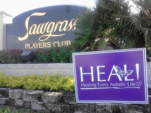 HEAL event at TPC Sawgrass