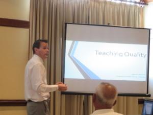 Quality teacher Aaron West teaching Quality!