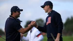 Patrick Reed & Jordan Spieth teamed up and showed America how to win in a Ryder Cup.