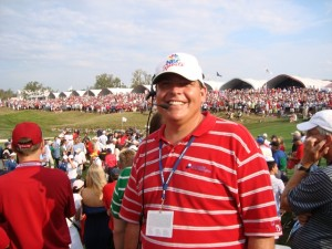 I remember the good old days too! At Valhalla on the 17th when Jim Furyk sealed the deal for America!