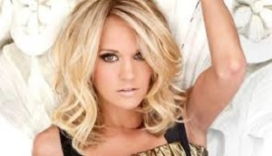 A Google search for Carrie Underwood-Golf returned this picture. Maybe Justin will teach her how to play golf?