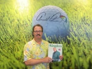 Chris Rodell also writes for Arnold Palmer's Kingdom magazine.