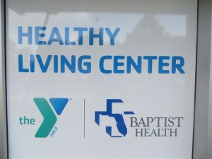 Baptist Healthcare Healthy Living Center at the Winston Family YMCA in Ponte Vedra Beach.